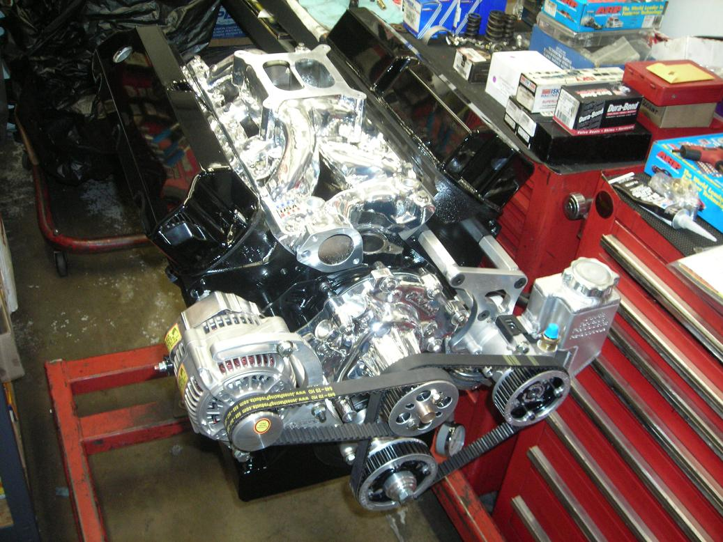 CUSTOME STROKER ENGINES